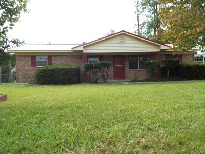 Augusta Single Family Home For Sale: 2408 Hardwick Road