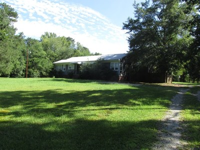 Lincolnton Single Family Home For Sale: 1006 White Rock Road