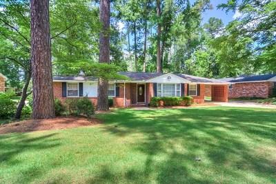 Richmond County Single Family Home For Sale: 3105 Edinburgh Drive