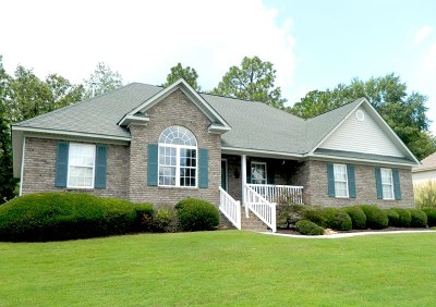 North Augusta Single Family Home For Sale: 1130 Lake Greenwood Drive
