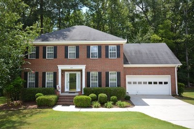 Columbia County Single Family Home For Sale: 3892 Beaver Brook Drive