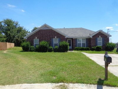 Richmond County Single Family Home For Sale: 4353 Sanderling Drive