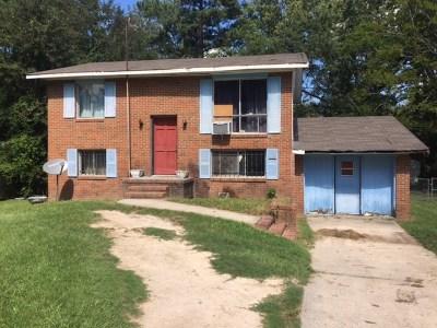 Richmond County Single Family Home For Sale: 3432 Applejack Terrace