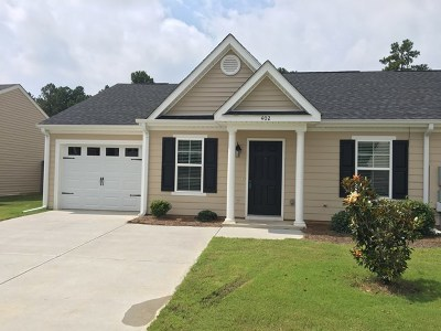 Augusta Single Family Home For Sale: 402 York Lane