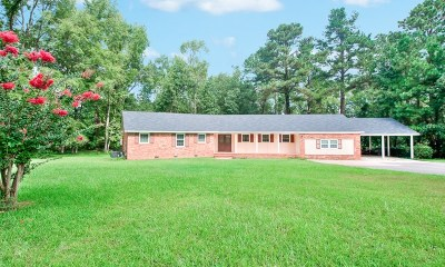 Columbia County Single Family Home For Sale: 4773 Silver Lake Drive