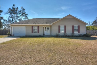 North Augusta Single Family Home For Sale: 60 Laurel Oaks Drive