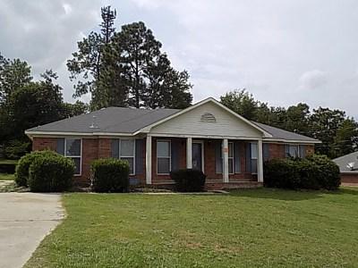 Richmond County Single Family Home For Sale: 3428 Monte Carlo Drive