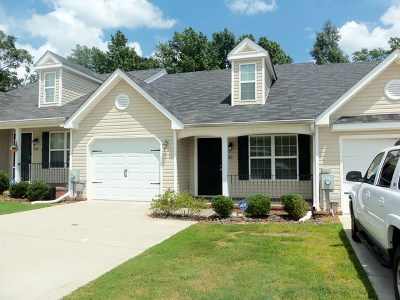 Grovetown Attached For Sale: 832 Whispering Willow Court