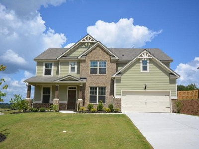 Evans Single Family Home For Sale: 941 Innisbrook Drive