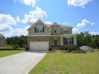 Evans Single Family Home For Sale: 930 Innisbrook Drive