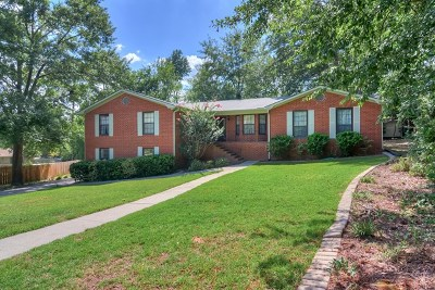 Richmond County Single Family Home For Sale: 1301 Jamaica Court