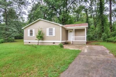 Beech Island Single Family Home For Sale: 110 Oakdale Drive
