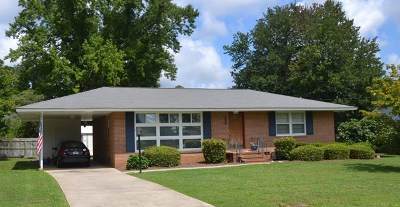 McDuffie County Single Family Home For Sale: 320 Magnolla Drive