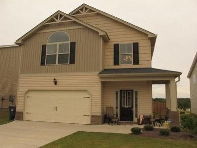 Grovetown Single Family Home For Sale: 4446 Grove Landing Drive