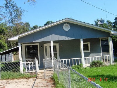 Augusta GA Single Family Home For Sale: $44,900