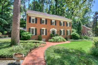 Augusta Single Family Home For Sale: 10 Indian Creek Road