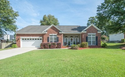 North Augusta Single Family Home For Sale: 665 Calbrieth Way