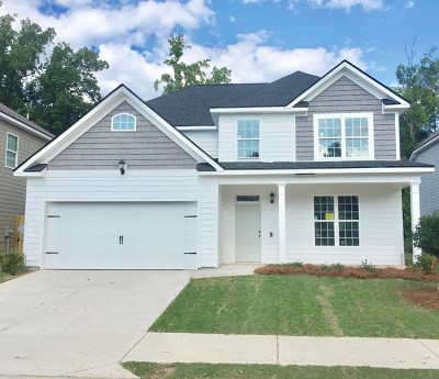 Grovetown Single Family Home For Sale: 464 Riley Lane
