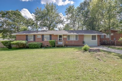 Richmond County Single Family Home For Sale: 1824 Cypress Street