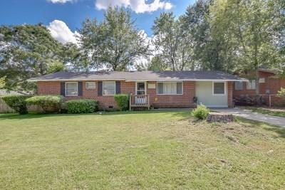 Augusta GA Single Family Home For Sale: $74,900