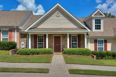 North Augusta Attached For Sale: 309 Orchard Way