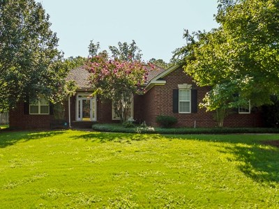 Evans Single Family Home For Sale: 2957 William Few Pkwy