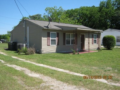 Augusta GA Single Family Home For Sale: $50,000
