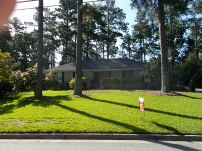 Single Family Home For Sale: 3430 Heather Drive