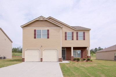 Grovetown GA Single Family Home For Sale: $186,740