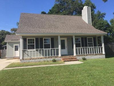 Augusta Single Family Home For Sale: 336 Avery Landing