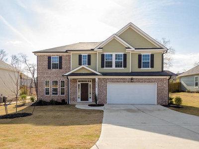 Grovetown Single Family Home For Sale: 4076 Ellington Drive
