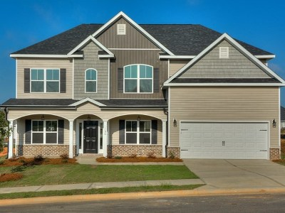 Grovetown Single Family Home For Sale: 1198 Fawn Forest Road