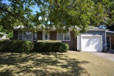 Augusta Single Family Home For Sale: 2112 Providence Drive