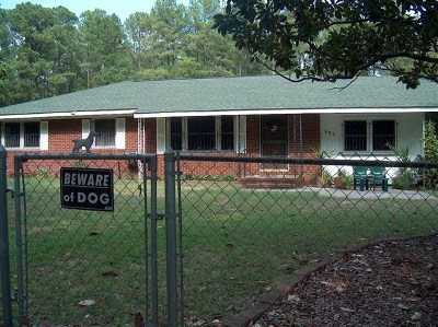 Columbia County Single Family Home For Sale: 501 Buff Road