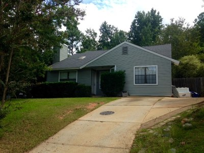 Hephzibah Single Family Home For Sale: 2704 Pebble Creek Court