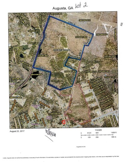 Residential Lots & Land For Sale: 2405-2 Highway 88