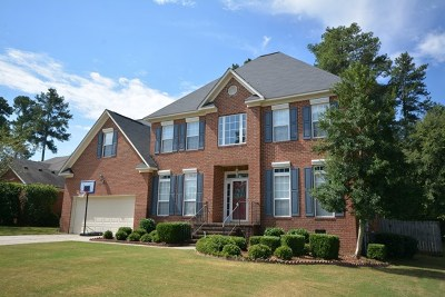 Columbia County Single Family Home For Sale: 1328 Shadow Oak Drive