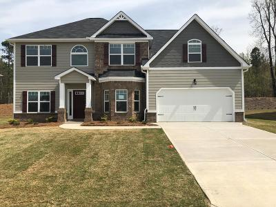 Grovetown Single Family Home For Sale: 5022 Vine Lane