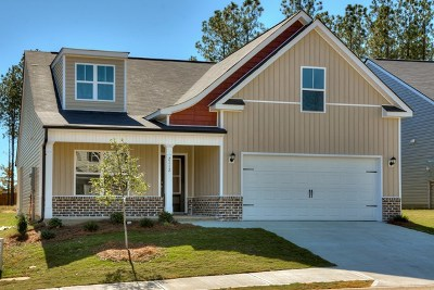 Grovetown Single Family Home For Sale: 2112 Kinsale Avenue