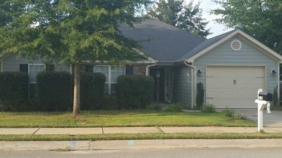 Grovetown Single Family Home For Sale: 3114 Alexandria Drive