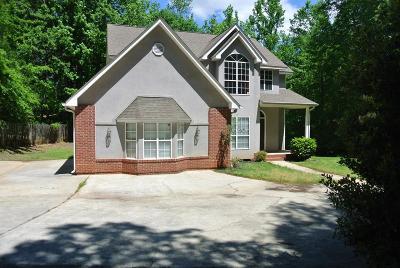 Grovetown Single Family Home For Sale: 391 Sugar Creek Drive