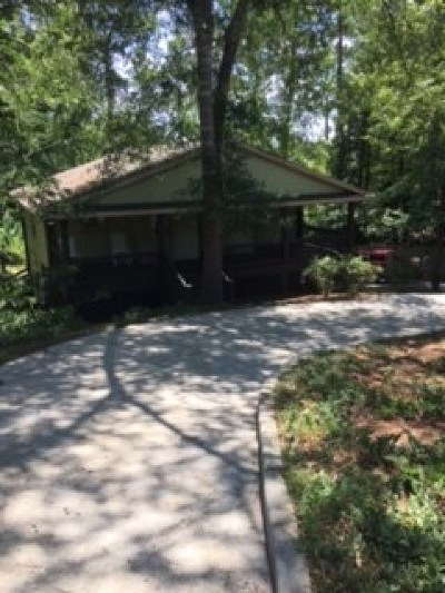 Thomson GA Single Family Home For Sale: $154,900