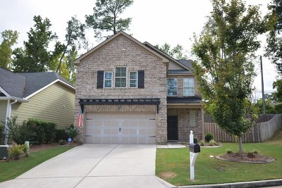 Augusta Single Family Home For Sale: 2604 Sherborne Court