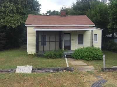 Aiken Single Family Home For Sale: 151 Union Street