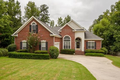 Evans Single Family Home For Sale: 4560 Juniper Place