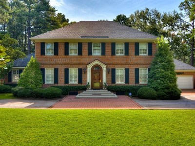 Evans Single Family Home For Sale: 3 Woodbridge Circle