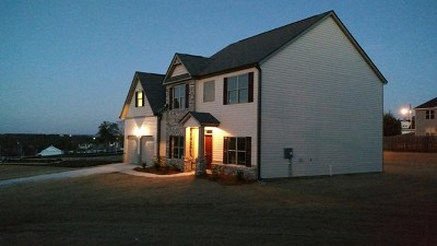 Augusta Single Family Home For Sale: 109 Heritage Lane