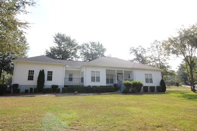 North Augusta Single Family Home For Sale: 2209 Maple Drive