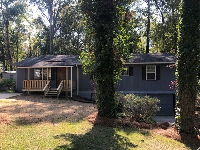 Richmond County Single Family Home For Sale: 3356 Tanglewood Drive
