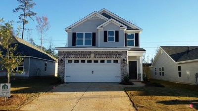 Grovetown Single Family Home For Sale: 1653 Tralee Court